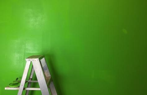 parete dipinta
