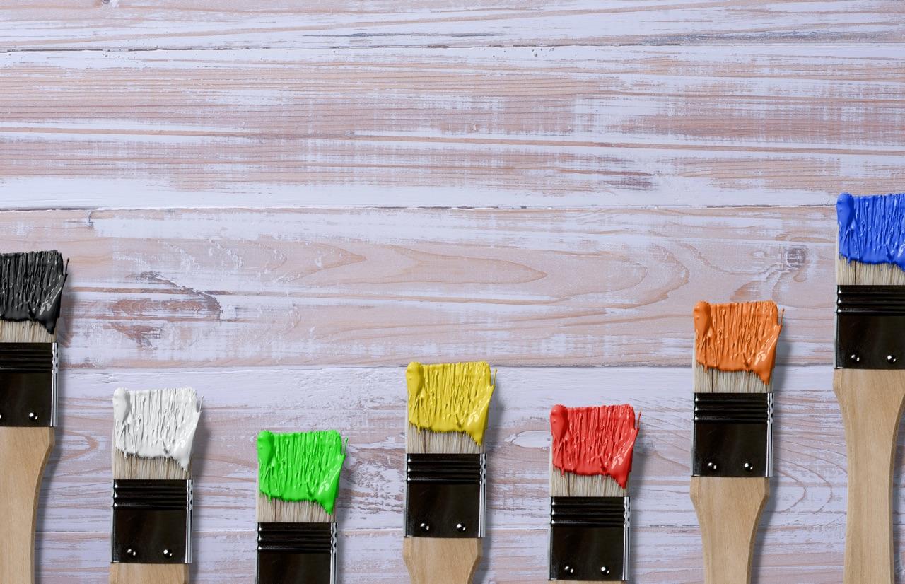 Verniciare Un Tavolo Di Legno come verniciare il legno a smalto o impregnante | bricoliamo