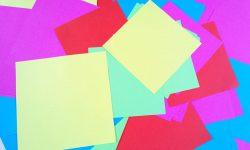 fogli per origami
