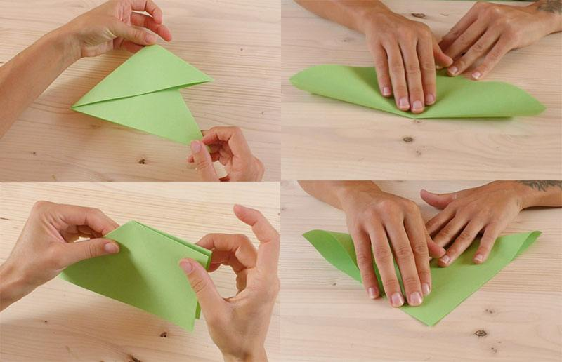 pieghe origami