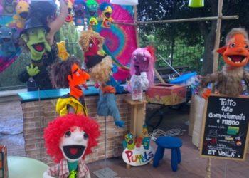 pupazzi e marionette