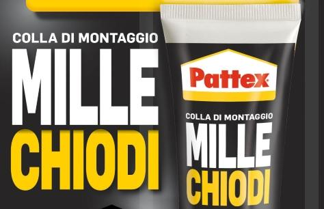 Millechiodi Rimovibile Di Pattex Bricoliamo