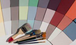 colori e pennelli