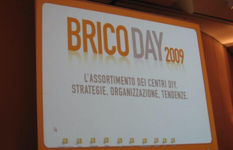 Bricoday 2009 convegno