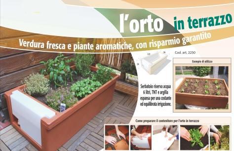 Realizzare un orto sul balcone di casa | Bricoliamo