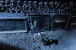 Serata di Halloween, cimitero di Napoli