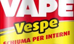 VAPE Vespe Schiuma