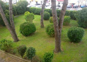giardino condominio