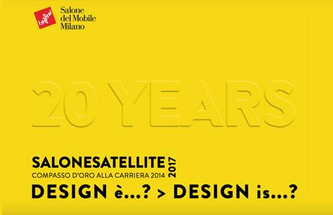 salone satellite 2017