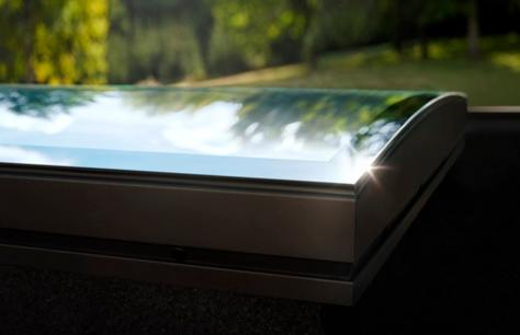 Le finestre velux per tetti piani bricoliamo - Finestre sui tetti ...
