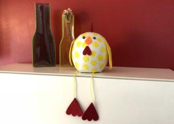 pulcino palloncino