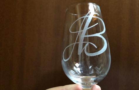 decorazione vetro