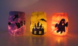 lampade halloween
