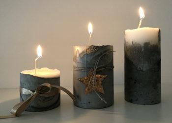 candele cemento