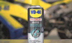 lubrificante catena moto