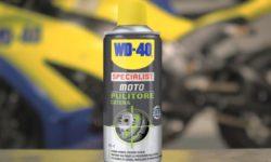 pulitore catena moto