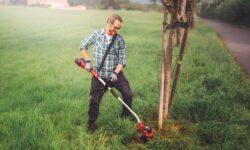 tagliabordi per giardinaggio