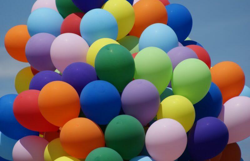 palloncini volanti