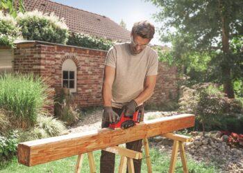Pialletto a batteria per legno