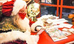 Babbo Natale e le letterine di Natale