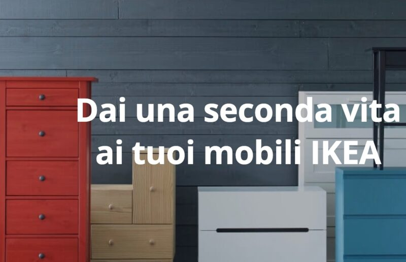 Mobili usati Ikea