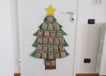 calendario dell'avvento a Natale