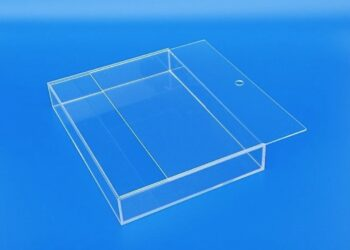 scatola in plexiglass