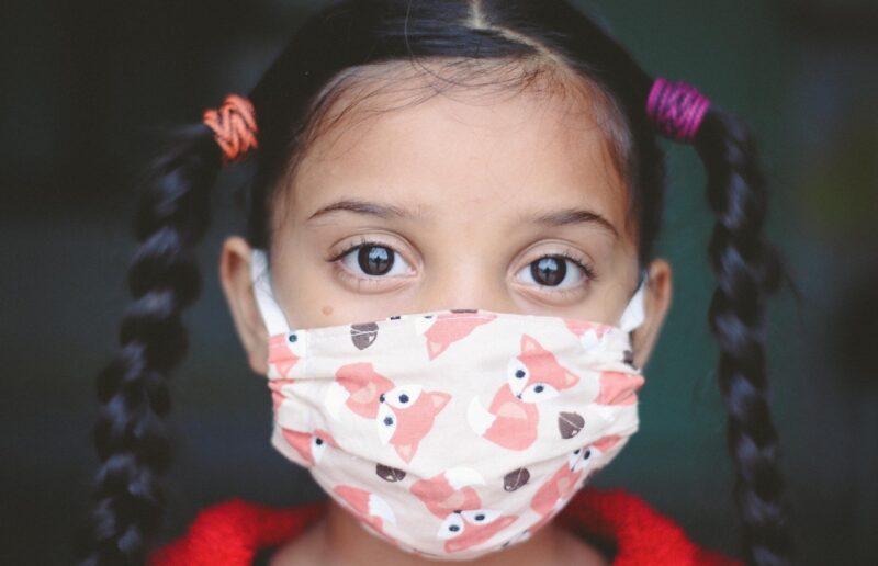 mascherina contro il virus