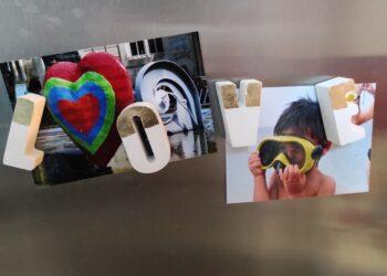 lettere magnetiche