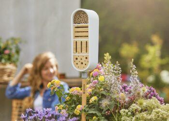rifugio per insetti di Gardena