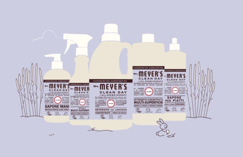 detergenti ecologici Mrs Meyers