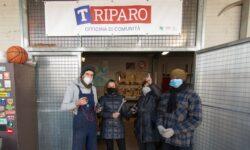officina condivisa t-riparo a Modena