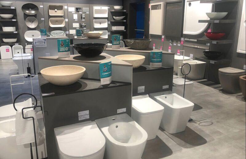 arredo bagno, i sanitari