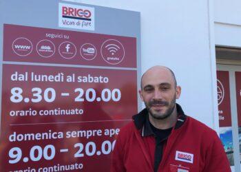 Andrea Zago di Bricocenter