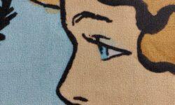 volto di donna di Vittorio Giardino