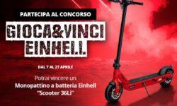 concorso Einhell 2021