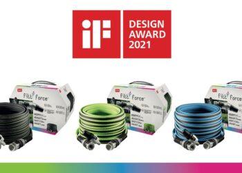 Fitt Force iF design award 2021