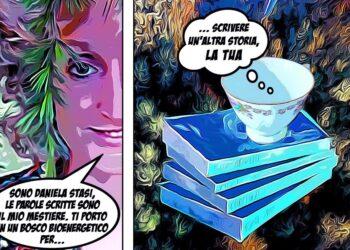 fumetto per Orticolario