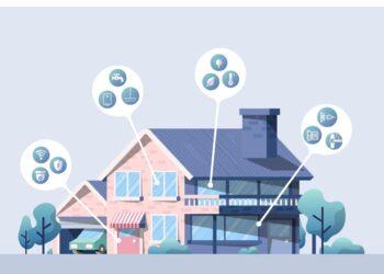 Schema casa domotica