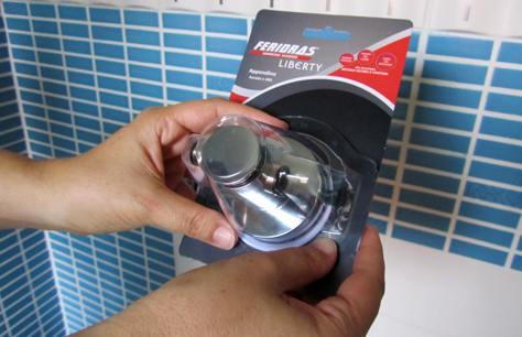 Accessori Da Bagno Con Ventosa : Lappendino a ventosa feridras per il bagno bricoliamo