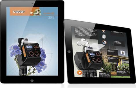 Claber-iPad-a