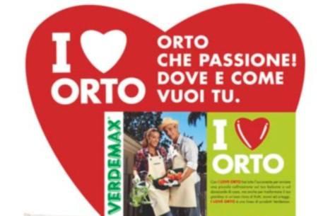 I LOVE ORTO-a