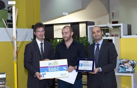 Premiati i design fai da te award 2011 bricoliamo for Progress caserta prodotti