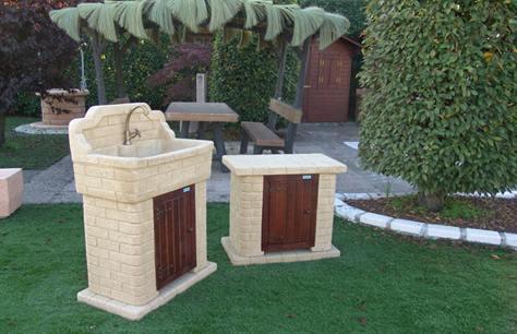 Arredamento esterni sanremo ispirazione design casa for Il ceppo arredo giardino prezzi