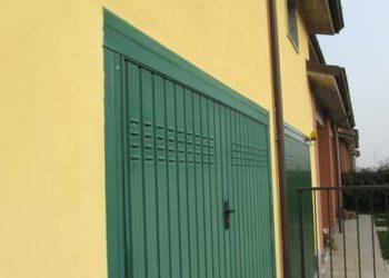 porta zincata