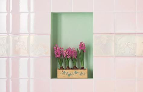 Come rimuovere la muffa dalle piastrelle in bagno e in - Togliere piastrelle bagno ...