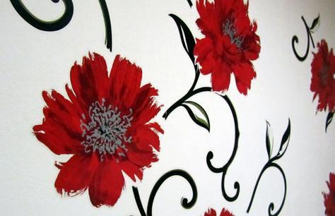 Rinnovare mobili e pareti applicare la plastica adesiva for Carta decorativa per pareti