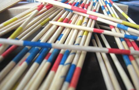 Come costruire il gioco di legno dello shangai bricoliamo for Gioco dello shanghai