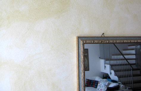 Coprire Pareti Scure : Guida alla tecnica della spugnatura delle pareti bricoliamo