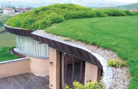 Orti sul tetto e giardini pensili bricoliamo - Giardino sul tetto ...